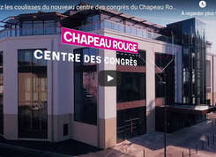 Discover the Chapeau Rouge Congress Centre